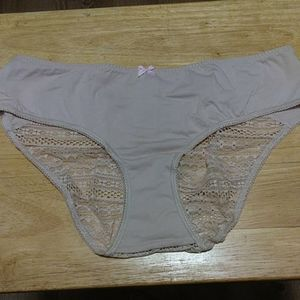 Victoria's Secret Hiphugger panties Size L